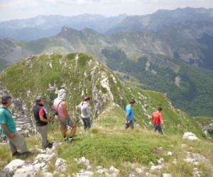 Osvojeni vrhovi Crne Gore