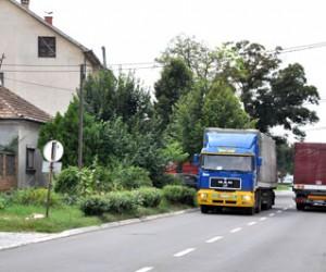 Izmena režima saobraćaja za teretnjake