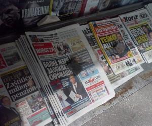 Mediji sve češće krše propise