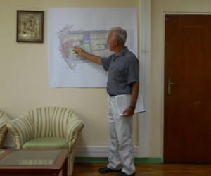 Direkcija za izgradnju i uređenje grada – Urbanistički plan izmenjen