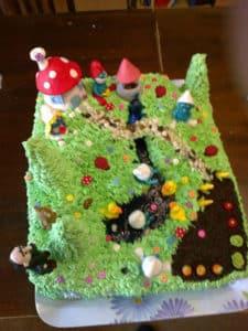 Najlepša torta u avgustu - autorka: Danijela Šarac