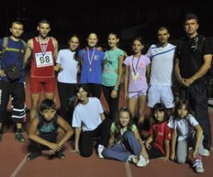Novosti sa atletske staze – Sjajni Dinamovci