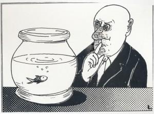 Ilustracija Dušan Ludvig