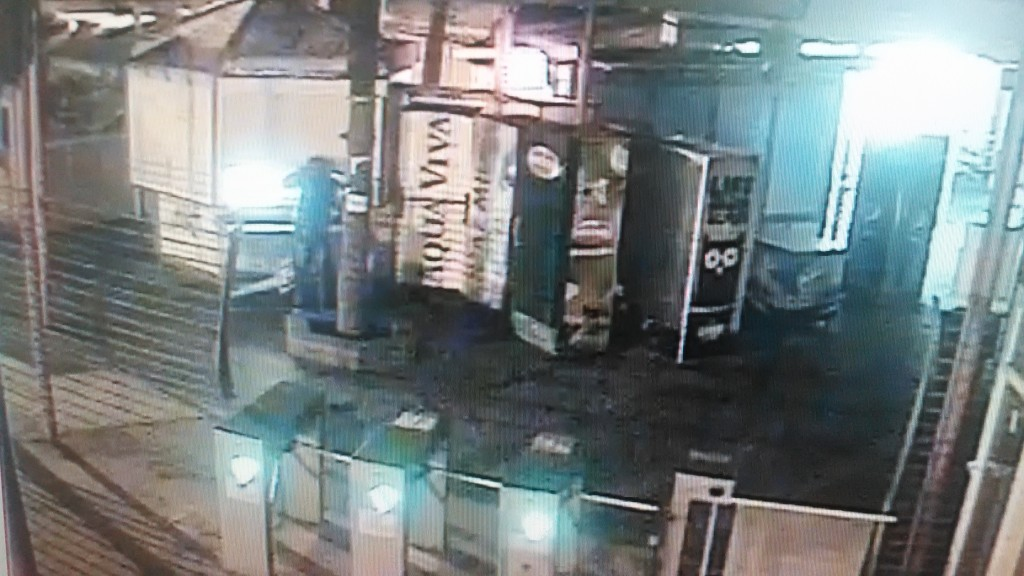 Kamere ATP-a snimile lopova u akciji