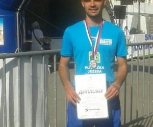Slobodan Marinkov vicešampion Srbije