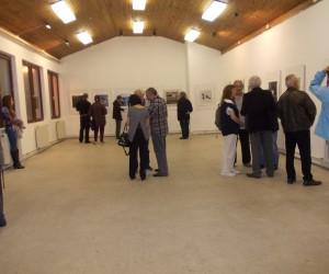 Autorska izložba u Banatskom Brestovcu