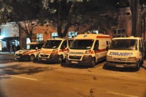 Utorak i noć u Hitnoj: pokušaj suicida kiselinom