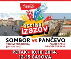 Sportski izazov Pančeva i Sombora