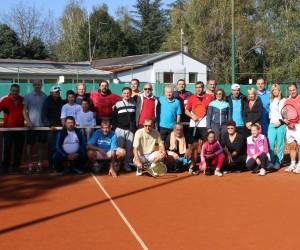 Druženje tenisera iz Pančeva i Temišvara