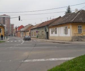 Raskrsnica ulica Georgi Dimitrova i Dositejeve
