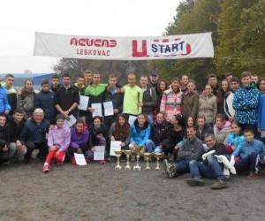Atletičari Dinama najbolji u Srbiji