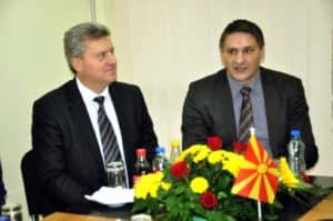predsednik makedonije