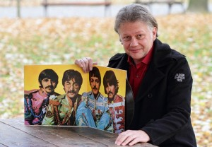 """""""Bitlsi"""": Ringo, Džon, Pol, Džordž i Ivan; Foto A. Stojković"""