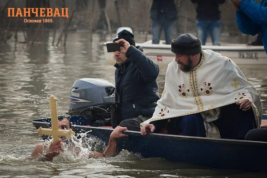 krst casni krst