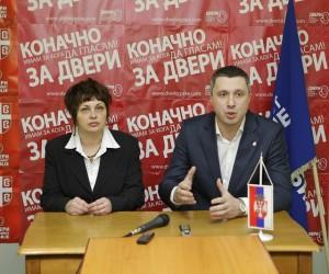 Sprečiti rasprodaju Srbije