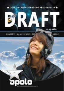 """Konkurs za mlade novinare: potrebni ste """"Draftu"""""""