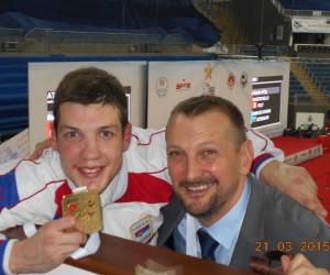 Boba Bitević prvak Evrope