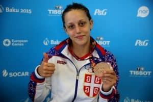 Anja još jednom u finalu