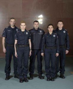 POLICIJA, UNIFORME