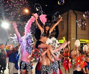 U ponedeljak počinje karneval