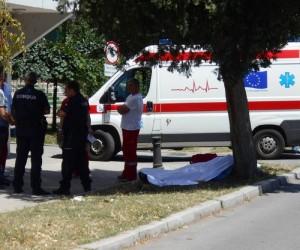 Čovek preminuo u Karađorđevoj ulici
