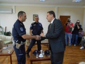POLICAJAC MESECA