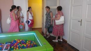 Otvorena senzorna soba za osobe sa smetnjama u razvoju