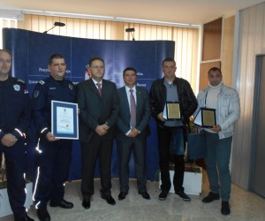 Nagrađeni najbolji policajci