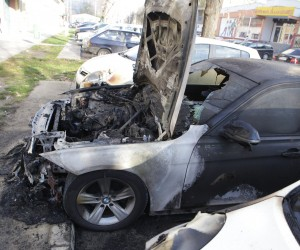 Pronađena osoba koja je zapalila automobil advokata iz Pančeva