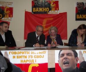 Lukač izabran za predsednika