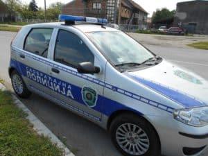SAOBRACAJNA POLICIJA, OMOLJICA