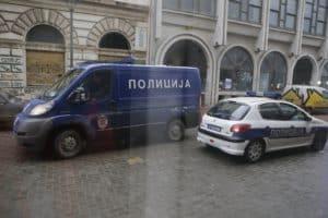 POLICIJA. SAOPSTENJE