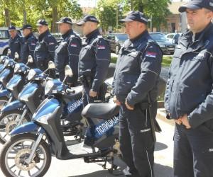 Direktor policije posetio Pančevo