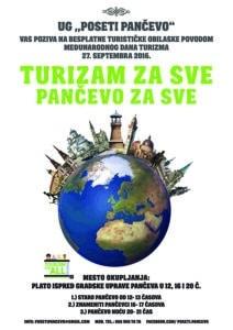 Turizam za sve Pancevo FB .