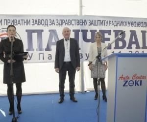 "Vlasnik Auto-centra ""Zoki"" otvorio Zavod za zdravstvenu zaštitu"