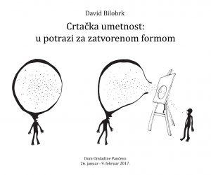 Crtačka umetnost Davida Bilobrka