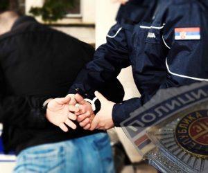 Lopov uhapšen odmah posle pljačke