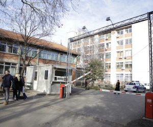 Samoubistvo u bolnici