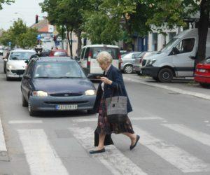 Smanjiti stradanja starijih u saobraćaju
