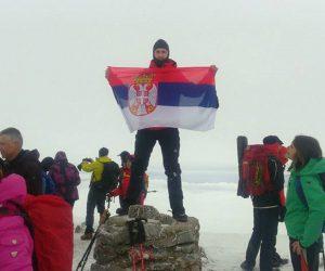 Pančevac osvojio najvišu planinu u Maroku