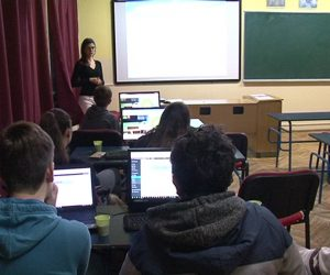 IT radionice za decu u Crepaji