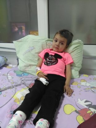 Apel humanima: spasite život bolesne devojčice