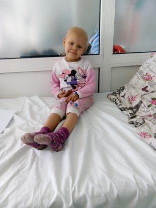 Pomozimo da mala Sanja opet ima srećno detinjstvo
