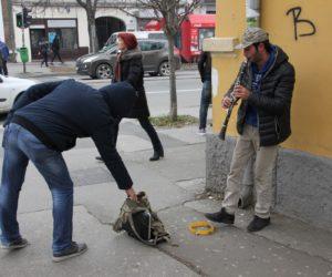 """Đorđe Đumić """"klarom"""" krepi duše sugrađana"""