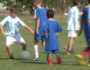 (VIDEO) Škola fudbala u Kovačici